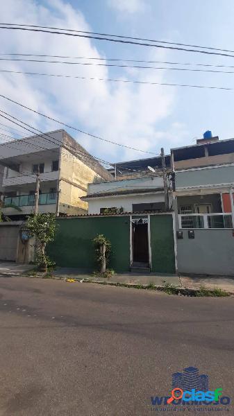 Casa duplex com terraço à venda rua rita gonçalves em nova iguaçu - rj