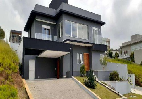 Casa locação ou venda condomínio reserva do paratehy -