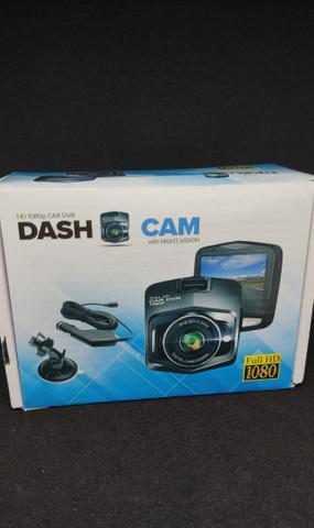 Câmera veicular automotiva digital video dashcam tela 2.5