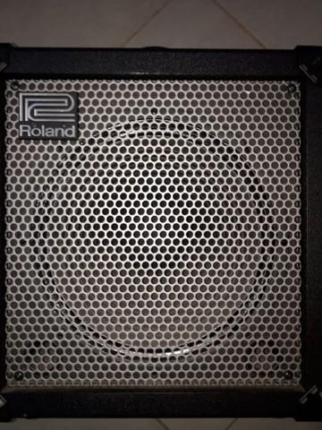 Cubo amplificador guitarra roland 60