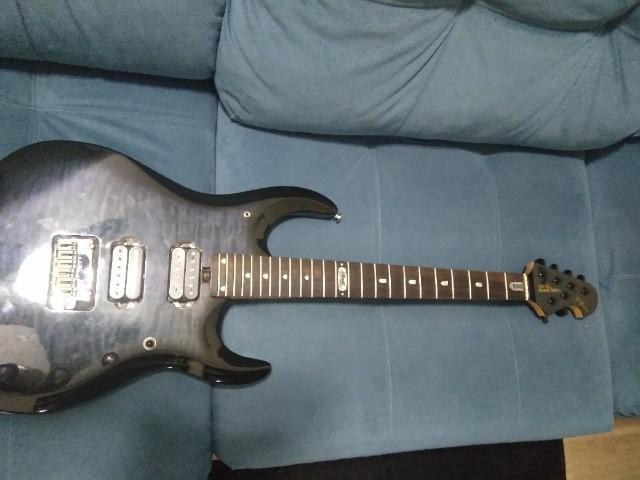 Guitarra music man john petrucci ernie ball chinesa