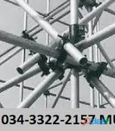 Locação de andaimes industriais jataí go 034 3322 2157
