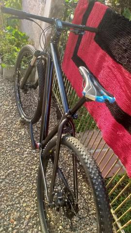 Bike fisrt aro 29 alumínio (revisada)