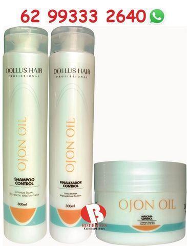 Kit s.o.s dollus hair tratamento hidratação profunda