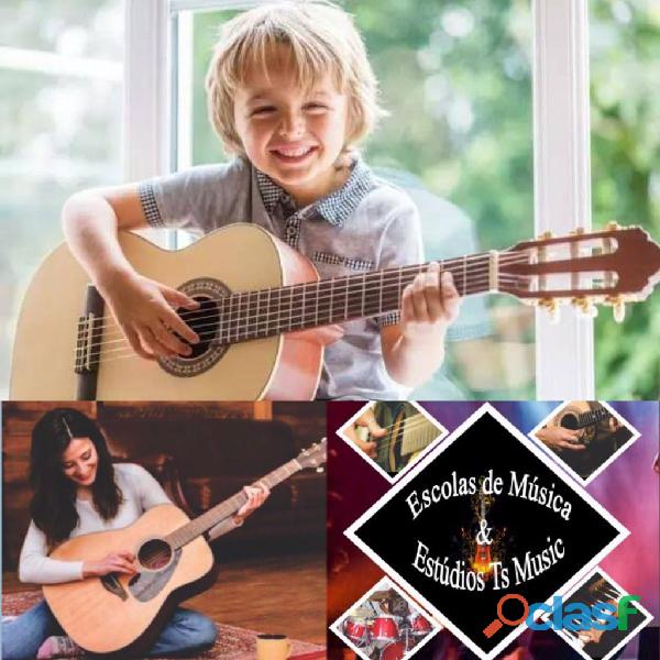Aulas de Teoria musical para Crianças