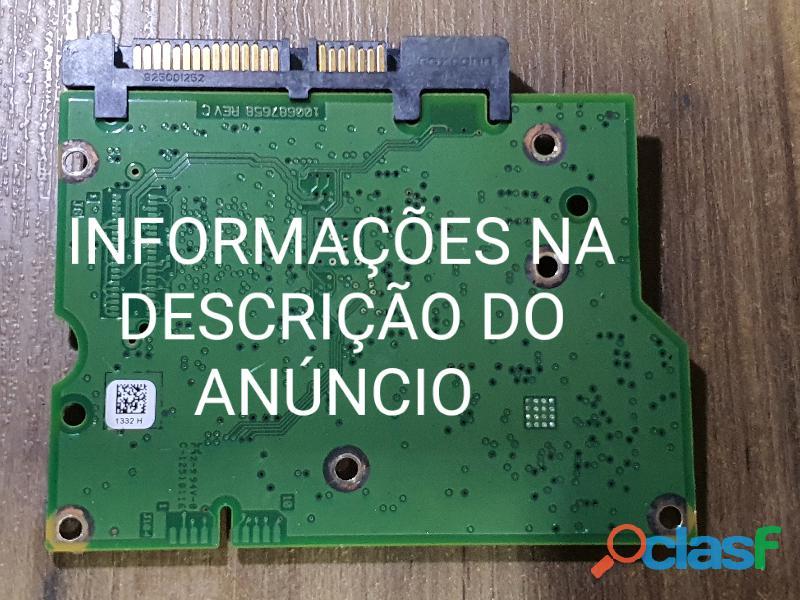 Placa logica hd 2 tb st2000vm003   fw: es22   cod. 2609b