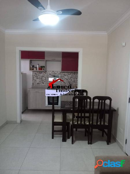 Apartamento 3 dormitórios com vista para o mar gonzaguinha sv!
