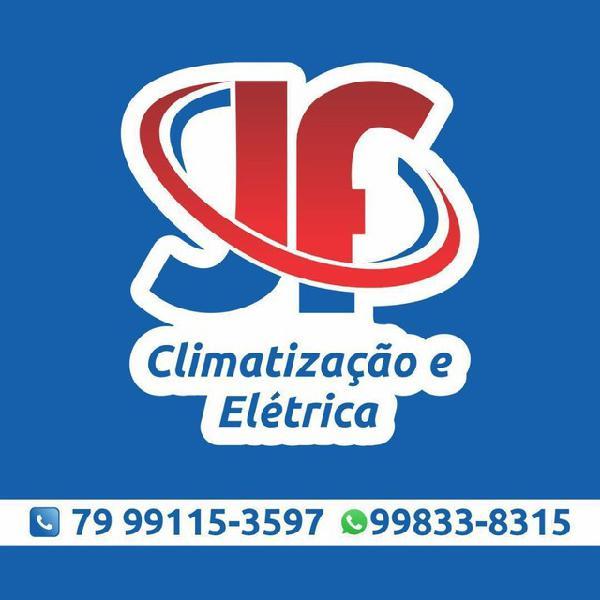 Ar condicionado serviços assistência técnica