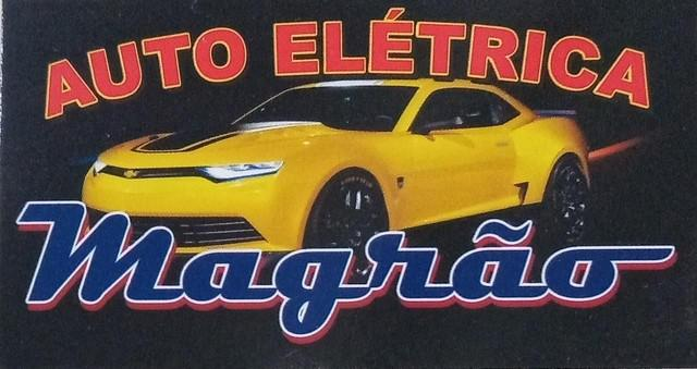 Auto elétrica magrão