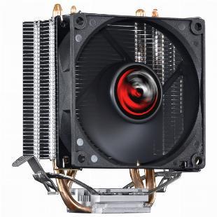 Cooler para processador kz1 (intel/amd) tdp 95w - 80mm -
