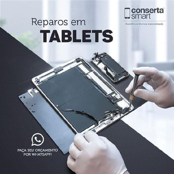 Conserto de tablet