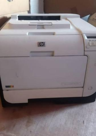 Impressora hp laser jet pro cm400dw