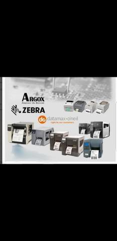 Impressoras térmicas zebra,argox,tsc,datamax