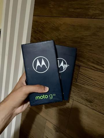 Moto g30 128gb (com nota fiscal)