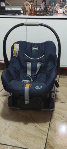 Cadeirinha portátil bebê