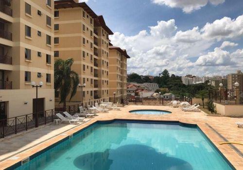 Condomínio solar de santana - apartamento à venda com 3