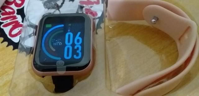 Relogio smartwatch (novo)