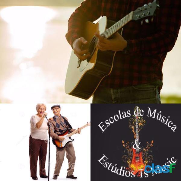 Aulas de Guitarra em São Mateus