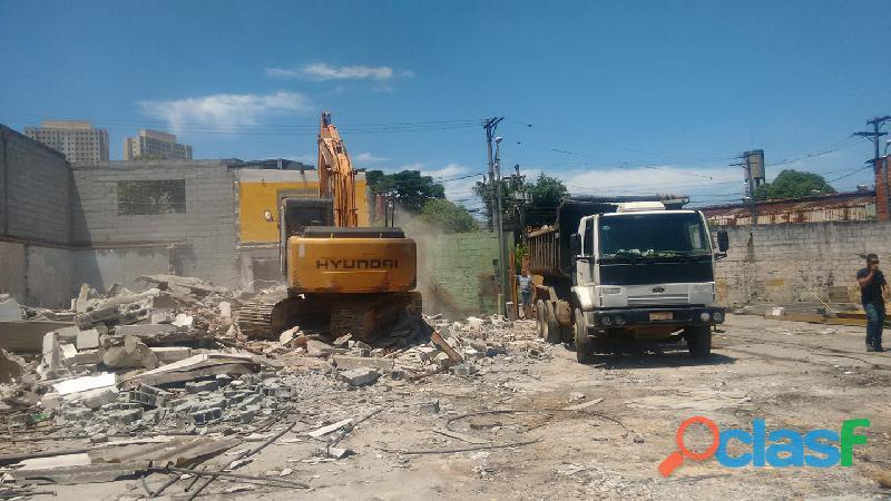 Empresa demolição vieira