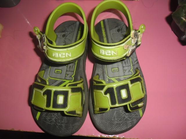 Kit dois calçados para menino tamanho 27