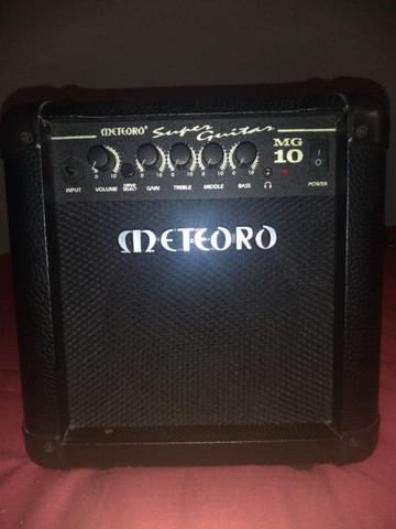 Amplificador guitarra meteoro mg-10