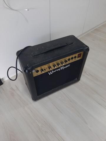 Cubo guitarra