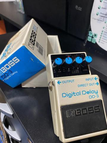 Pedal boss dd3 delay - taiwan blue label /