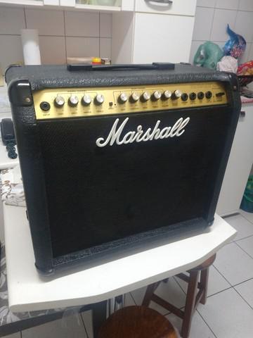 Promoção !!! amplificador marshall pré valvulado vs8040