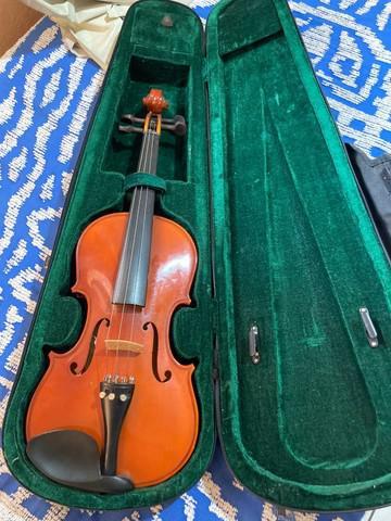 Violino michael 4/4 em ótimo estado