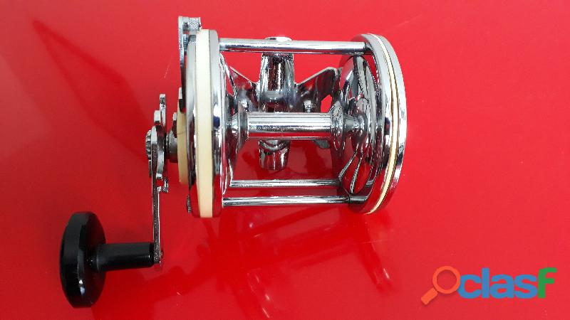 Carretilha para pesca Mitchell   Garcia 624   Vintage   Made in France 4