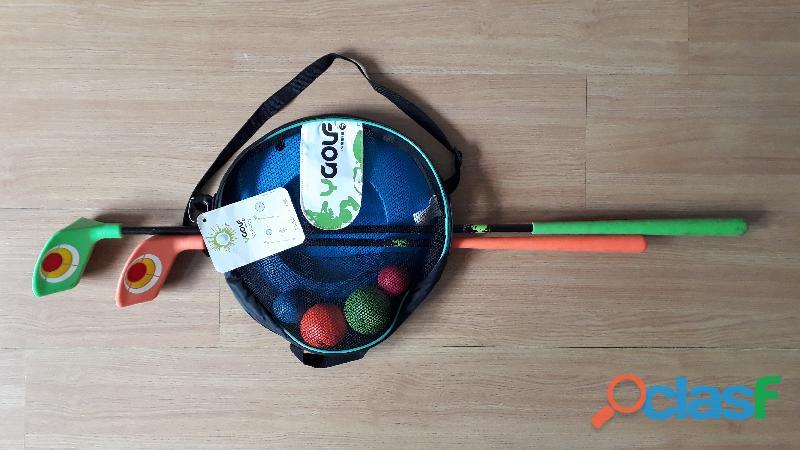 Mini Golf YGOLF Kit Family da Inesis Usado