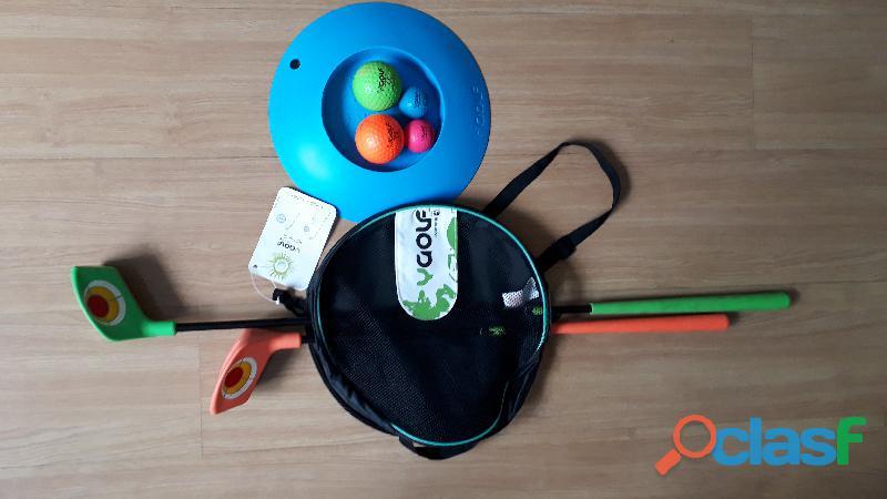 Mini Golf YGOLF Kit Family da Inesis Usado 2