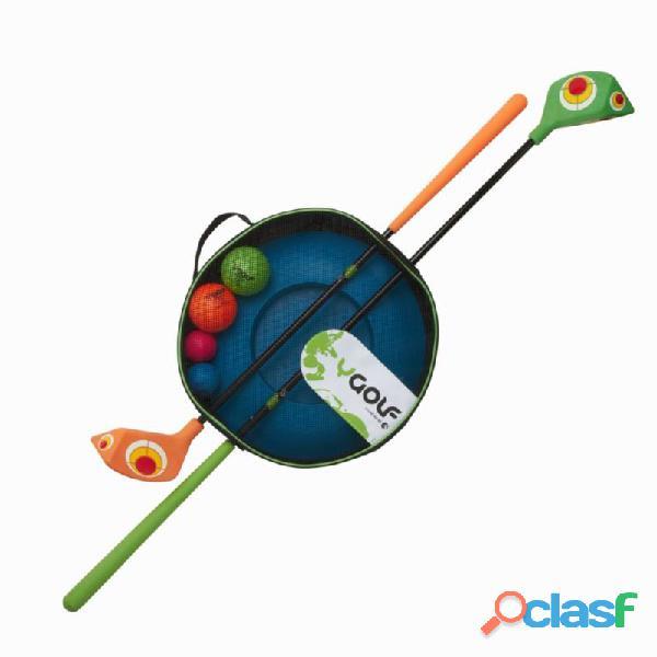Mini Golf YGOLF Kit Family da Inesis Usado 3