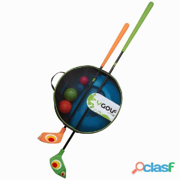 Mini Golf YGOLF Kit Family da Inesis Usado 4