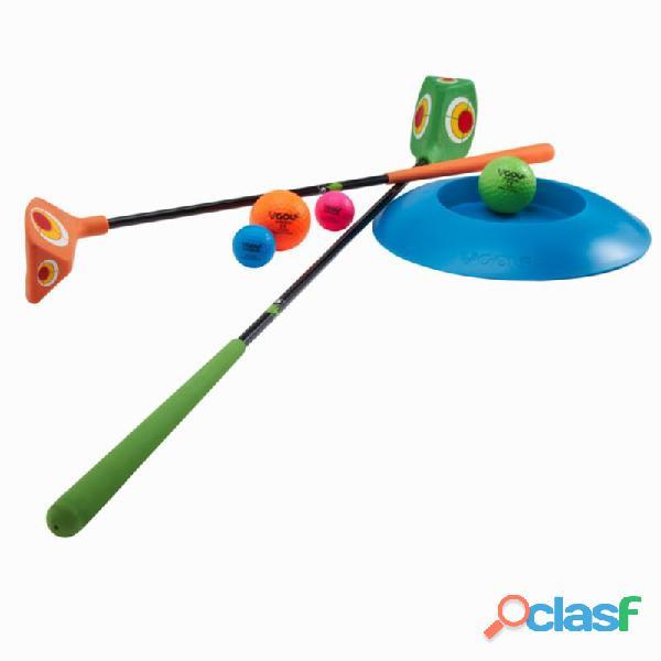 Mini Golf YGOLF Kit Family da Inesis Usado 5