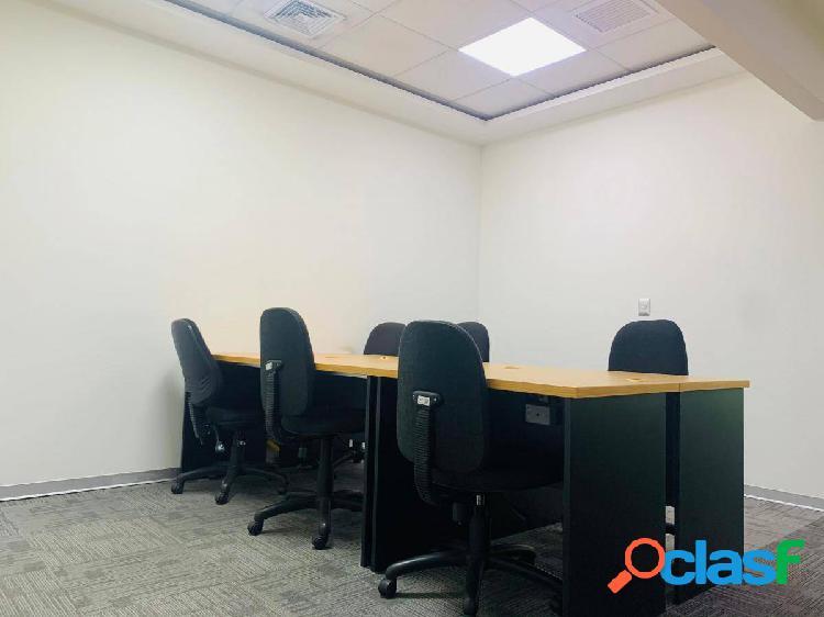 Alquilo/vendo oficinas amobladas surco