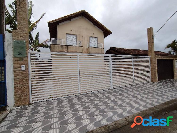 Casa com 2dorm. r$225.000,00 em mongaguá na weverton imóveis