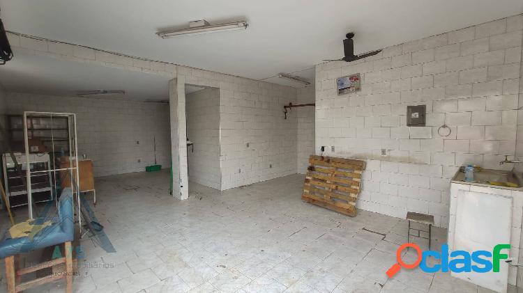 Salão comercial para locação no júlio de mesquita filho