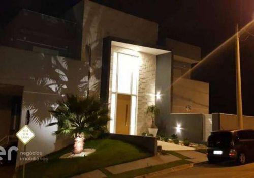 Casa no condomínio terras de jundiaí. - estuda permuta por