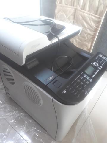 Maquina copiadora nova 1,000.00
