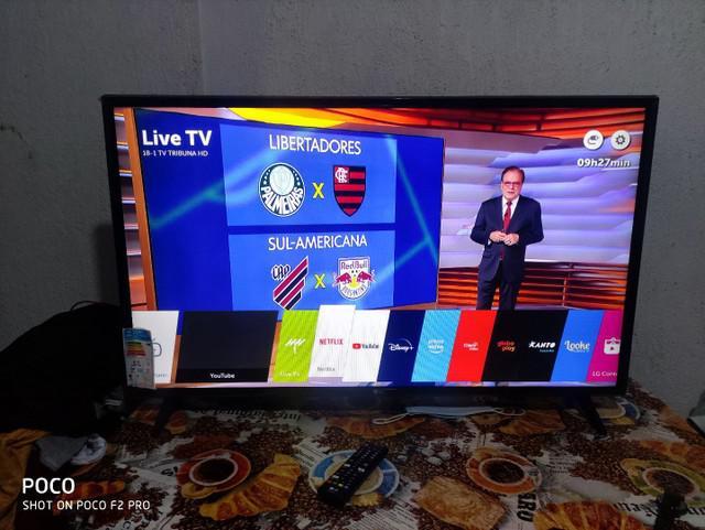 Tv smart 43 filé