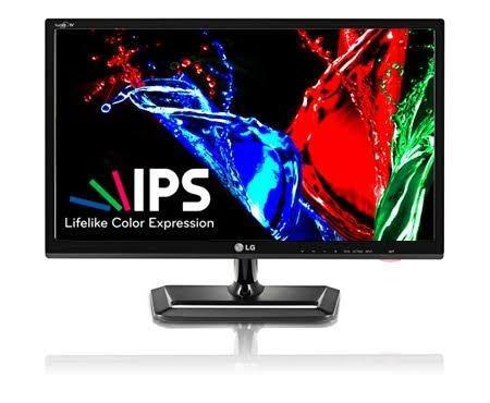 Tv monitor lg 21,5 polegadas nova