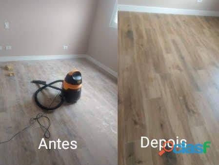 limpeza pós reforma pós obra e pre mudança