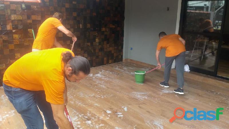 limpeza pós reforma pós obra e pre mudança 10