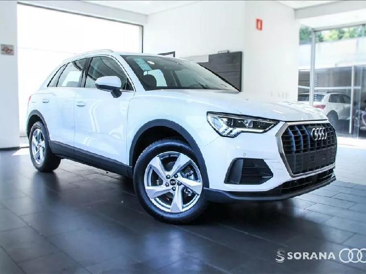 Audi q3 1.4 35 tfsi prestige plus branco 2021/2022 - são