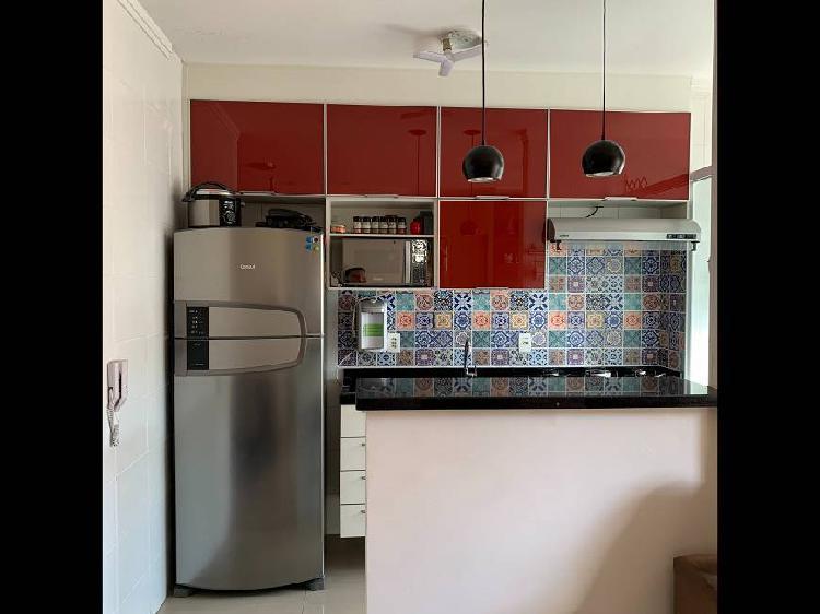 Apartamento mobiliado para venda - próximo a futura