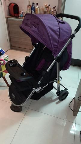 Carrinho bebê multikids agile