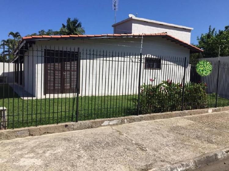 Casa térrea -amplo terreno plano - 820 m- caraguatatuba -