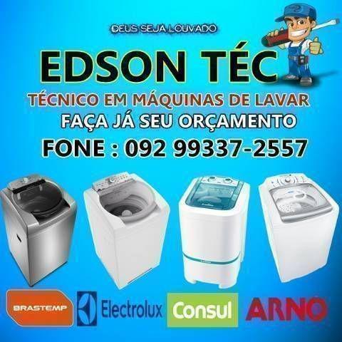 Especializado em conserto de lavar roupa (consul, electrolux