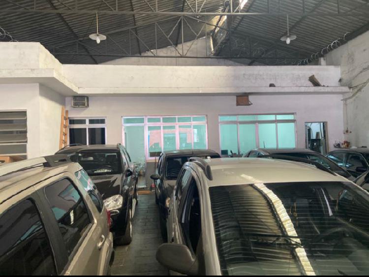 Galpão/depósito/armazém/loja /estacionamento para venda